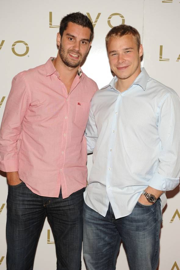 Teddy Purcell_Dustin Brown_LAVO