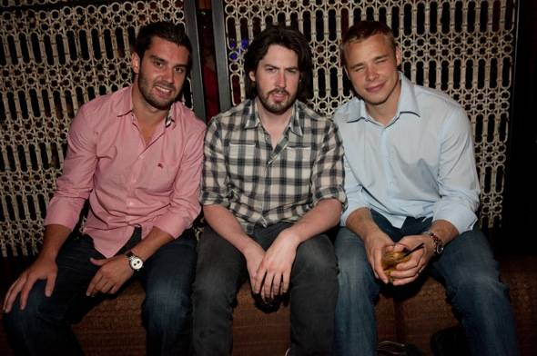 Haute Event: Dustin Brown Gets Ready for the NHL Awards at Lavo