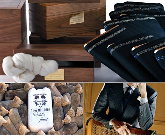 World Wool Record Challenge Cup to Yield $22,500 Men's Suits