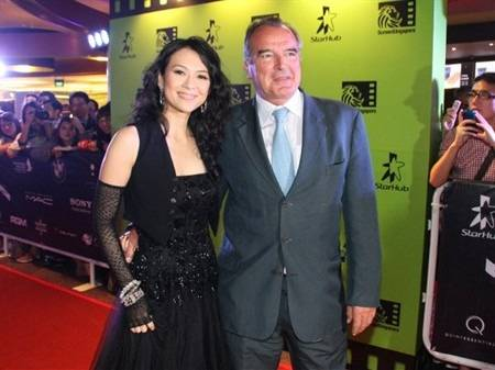 Asian Film Stars Sparkle in Chopard for the Inaugural ScreenSingapore Festival