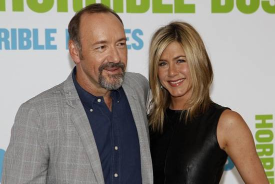 Haute 100 Update: Jennifer Aniston Looks to Friend Kevin Spacey for her Return to Theatre