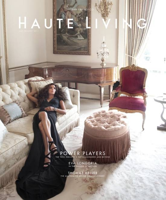 Haute Living San Francisco July/August Issue is Now Online!
