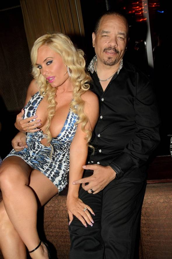 Haute Event: Ice-T and Coco Party at Lavo and Marquee