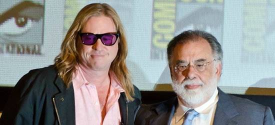 Haute 100 Update: Francis Ford Coppola Reveals New Interactive Film Concept, 'Twixt', at Comic-Con