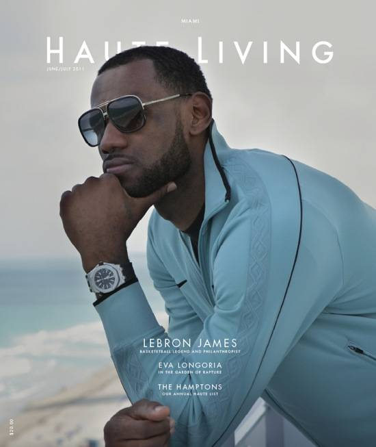 LeBron James Talks About Affiliation With Audemars Piguet