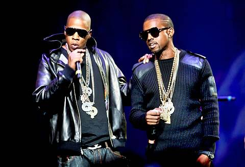 Haute 100 Update: Jay-Z and Kanye West Join as 'The Throne', Announce Album Release Date and North American Tour