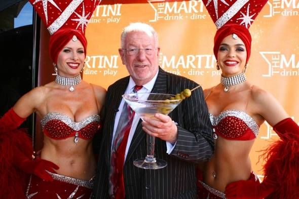 Oscar's Angels: What Becomes of Oscar Goodman's Iconic Sidekicks, the Showgirls?