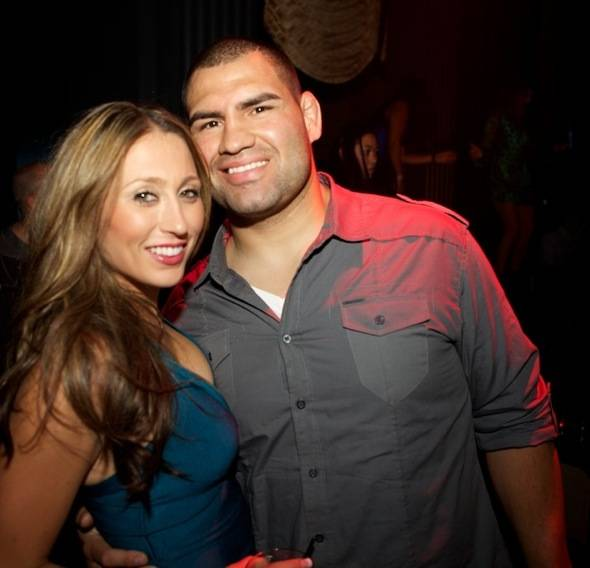 Haute Event: UFC Superstars Chuck Liddell, Cain Velasquez, Jon Fitch and Josh Koscheck at Chateau Nightclub & Gardens