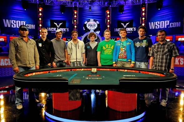 The World Series of Poker Is Down to the November Nine