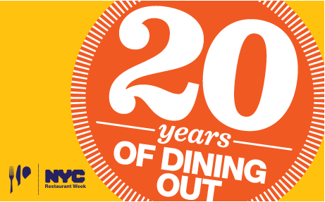 20th Annual NYC Restaurant Week
