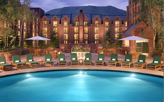Haute Hotels: Summer at the St. Regis Aspen