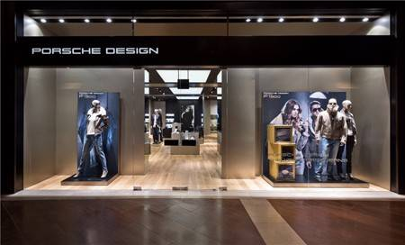 Asia's First Porsche Design Store Arrives in Singapore