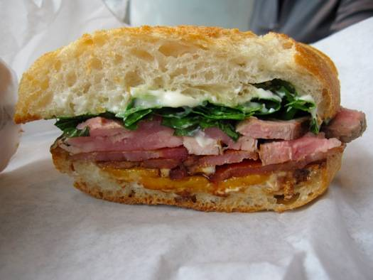 Haute Eats: Bay Area Sandwich Shops