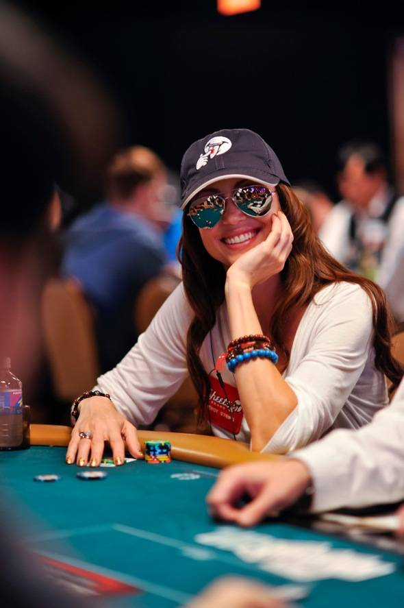 Haute Event: The Stars Come Out for the World Series of Poker