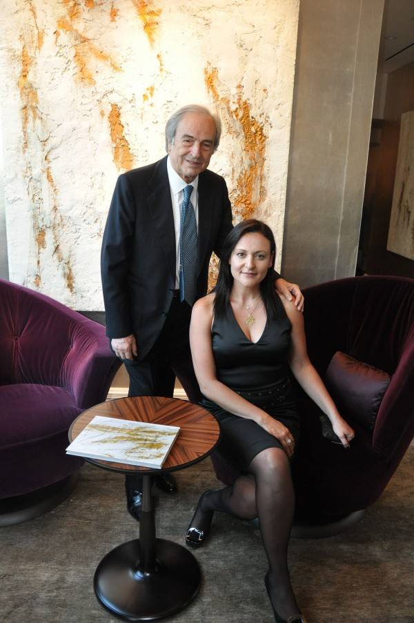 Architect Gal Nauer Joins Carlo Giorgetti for the Unveiling of Penthouse at The Plaza Hotel