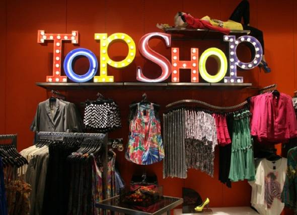 Top Notch: Topshop and Topman Plan to Open at Fashion Show Next March