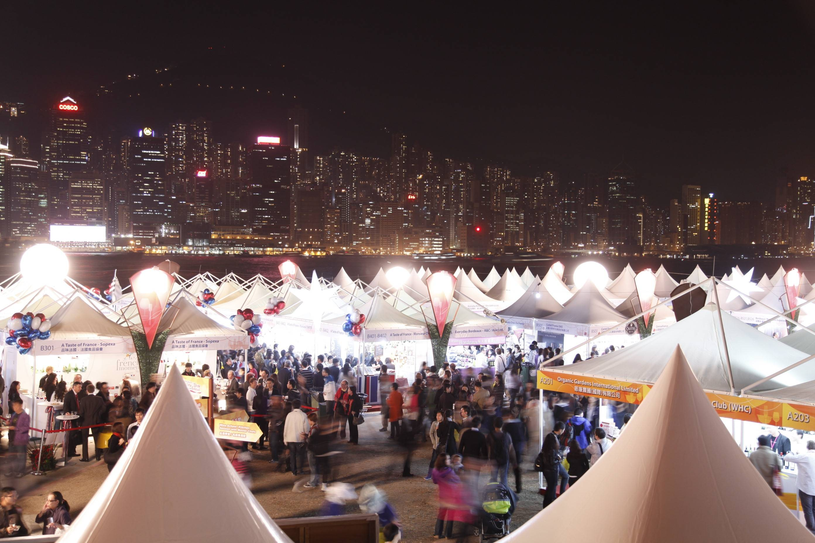 Haute Event: Third Annual Hong Kong Wine and Dine Festival
