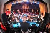 DJ Diplo makes his debut at XS Nightclub.