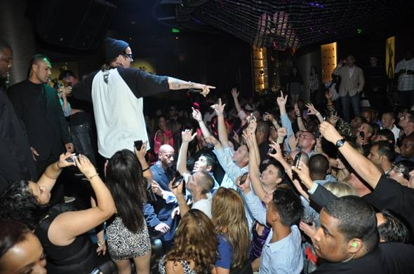 Haute Event: Yelawolf Performs at Gallery Nightclub