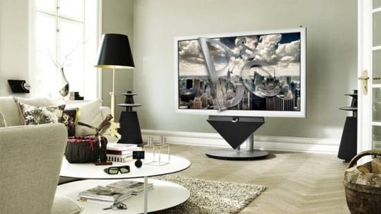 Haute Toys: Bang & Olufsen's New 3D TV is 85 Inches, £100,000, and Awesome