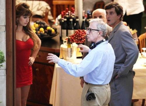 Haute 100 Update: Woody Allen and Star-Studded Cast Start Filming 'The Bop Decameron' in Rome