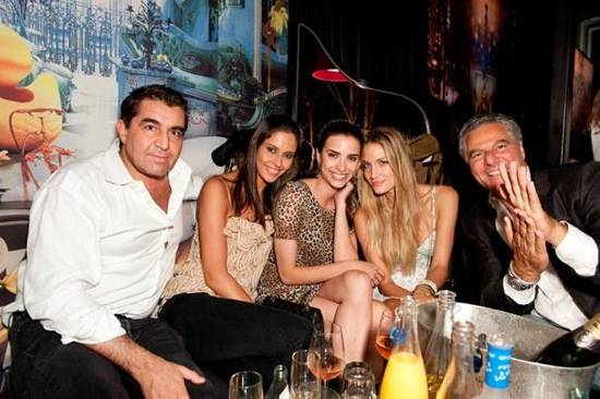 Haute Event: Brazil's Mario Garnero Celebrates Wife's Birthday at NYC's Geisha and Provocateur