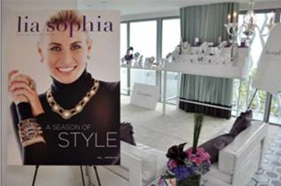 Haute Event: lia sophia Fall/Winter Preview at Miami Fashion Week