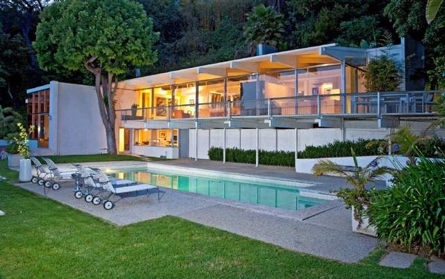 Jennifer Aniston's Beverly Hills Estate
