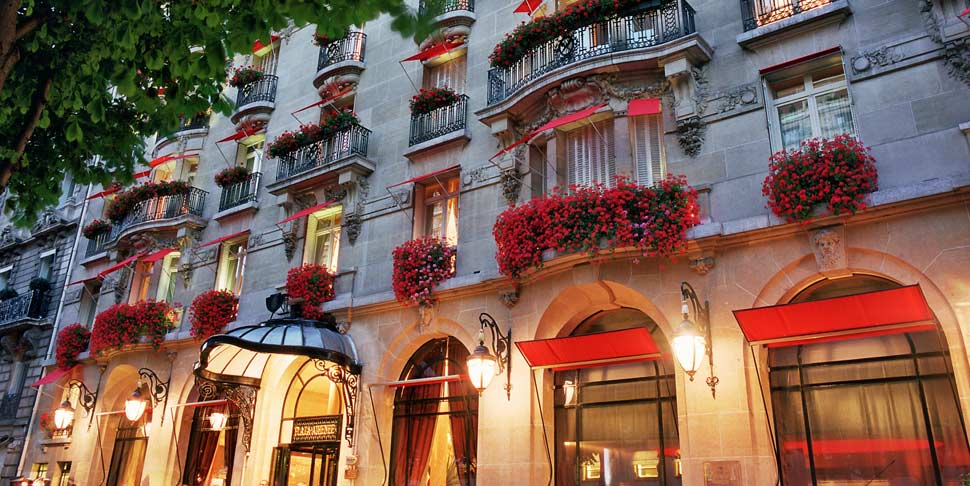 Regina Arriola's Travel Diary: The Merge Of Luxury and Fashion At The Plaza Athenee