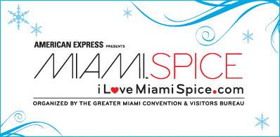 Miami Spice Approaches, Kickoff Party Tickets on Sale Now
