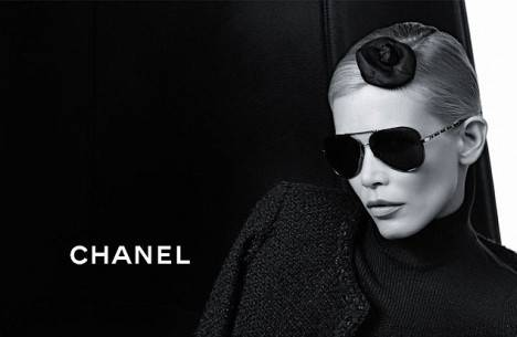Haute Chanel Eyewear Fall 2011