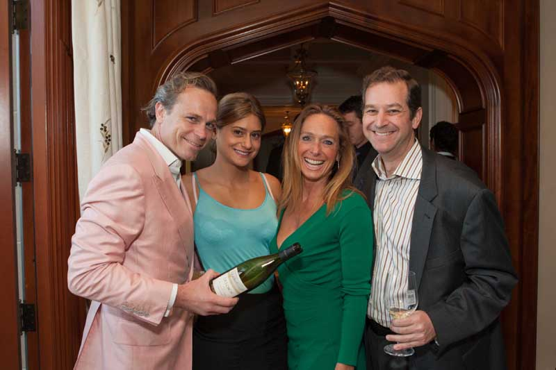 Haute Event: Sonoma Wine Auction Launch Hosted by Elisabeth Thieriot
