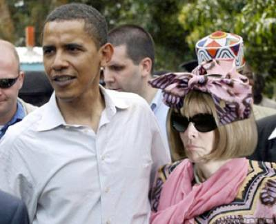 Haute 100 Update: Vogue's Anna Wintour to Host $71,600/Couple Dinner for Obama at Harvey Weinstein's Penthouse