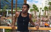 Jason Derulo hosts and performs at Revel Pool Party at Hard Rock Beach Club.