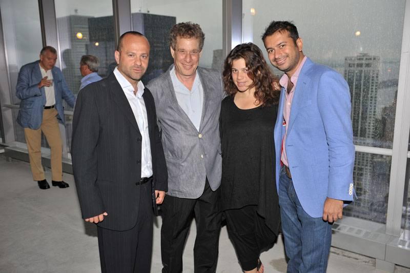 Photo: Arty Dozortsev & Todd Stone & Rachel Goldstein