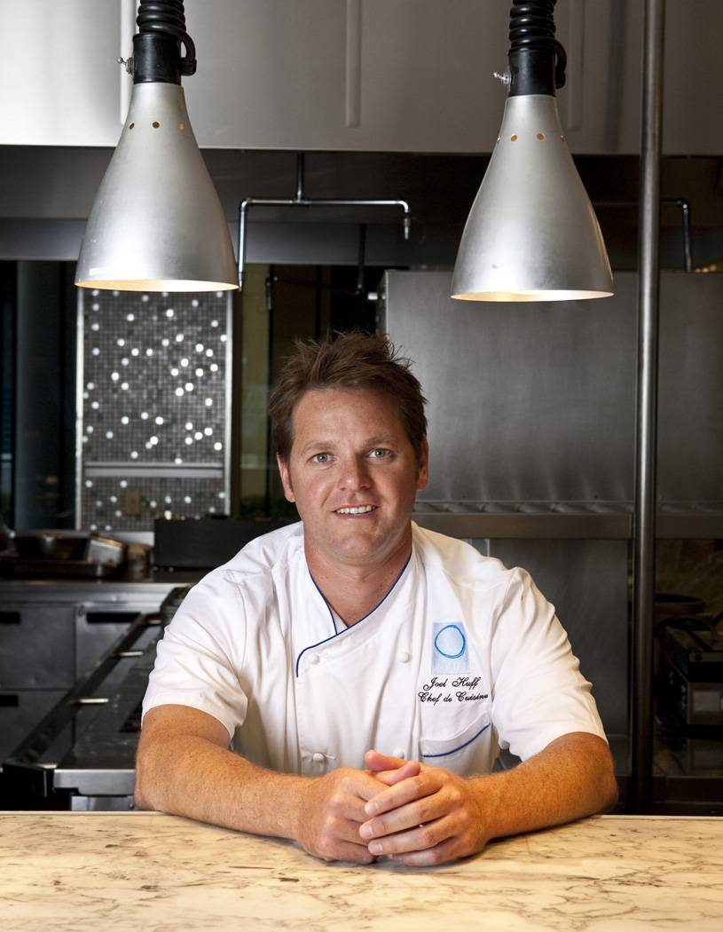 Busy Week Ahead for Azul Chef Joel Huff