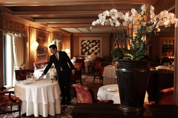 The Ritz-Carlton San Francisco Closing The Dining Room; New and Improved Restaurant Underway