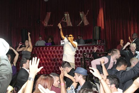 Haute Event: Fatman Scoop Celebrates His Birthday at LAX Nightclub