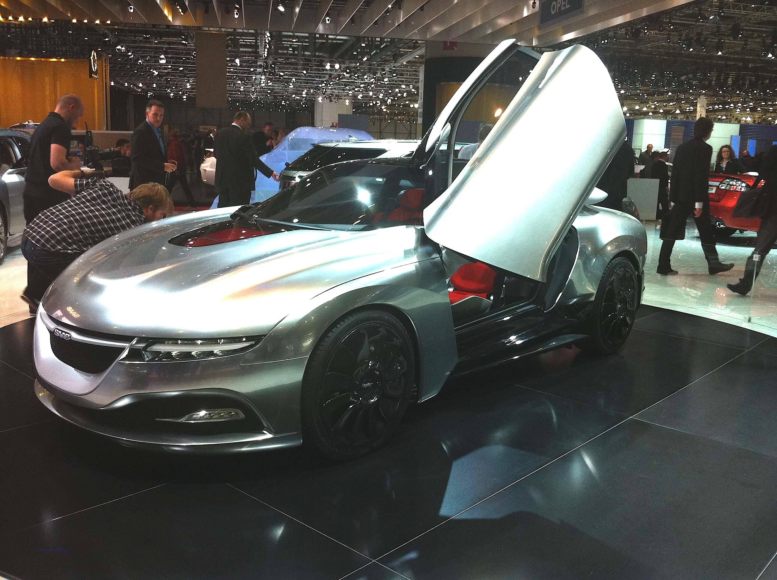 Geneva Motor Show - Concept Saab PhoeniX