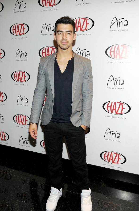 Haute Event: Joe Jonas Celebrates His Birthday at Haze Nightclub