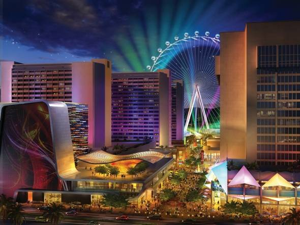 Big Wheel: Caesars Entertainment Plans to Open The Linq, a Retail Destination, in 2013