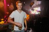 Lucas Till celebrates his 21st birthday at Chateau.