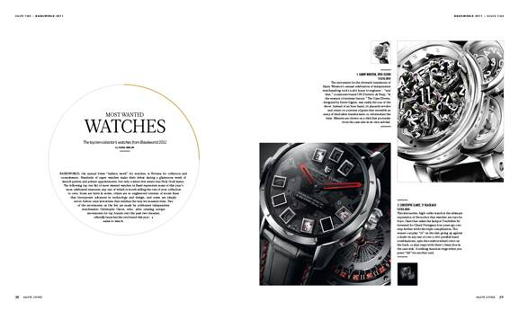 In this Issue of Haute Living Miami: Patek Philippe, Triple Complication, Ref. 5208P