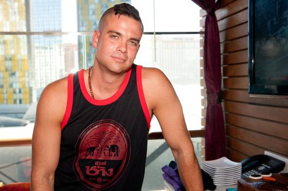 Mark Salling_Marquee Dayclub