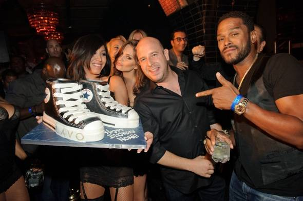 Haute Event: Tao Group Co-Owner Noah Tepperberg Celebrates His Birthday at Lavo and Marquee