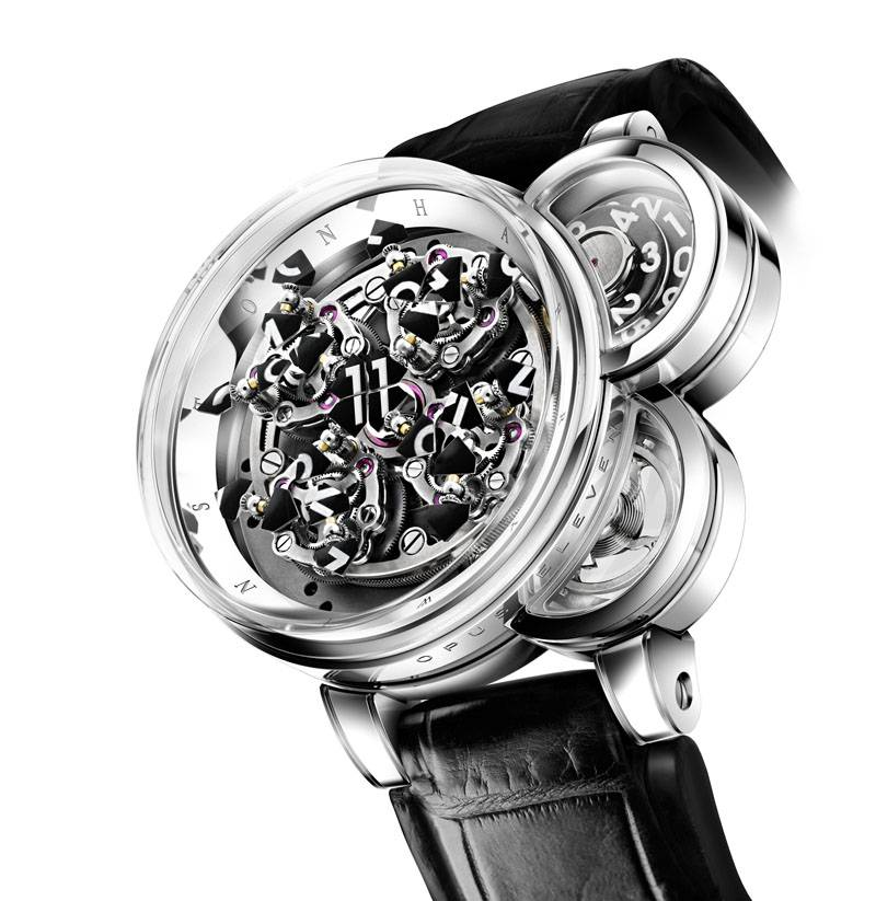 PIECES OF TIME: THE HARRY WINSTON OPUS XI