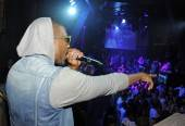 Ray J performs at Chateau Nightclub & Gardens in Las Vegas.