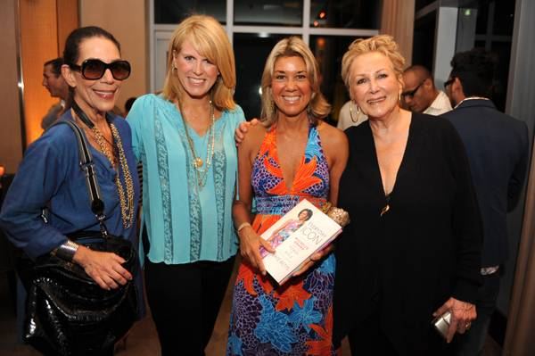 Haute Event: Style Guru Kate Betts Celebrates Her First Book, Mister Collins Inside ONE Bal Harbour Resort & Spa