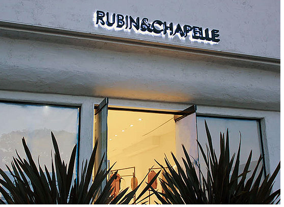 Rubin & Chapelle Boutique Opens At Malibu Country Mart