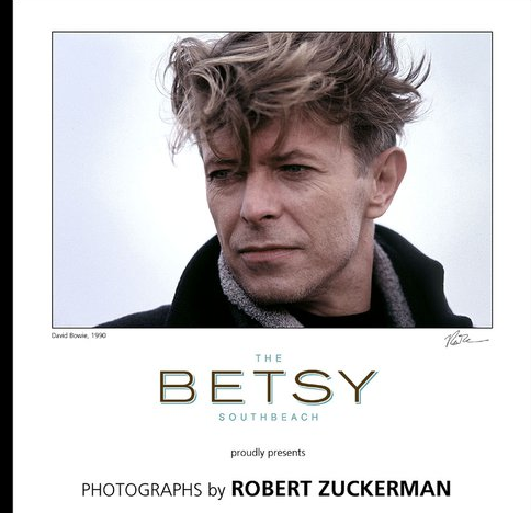 The Betsy South Beach To Debut Robert Zuckerman Photo Exhibition